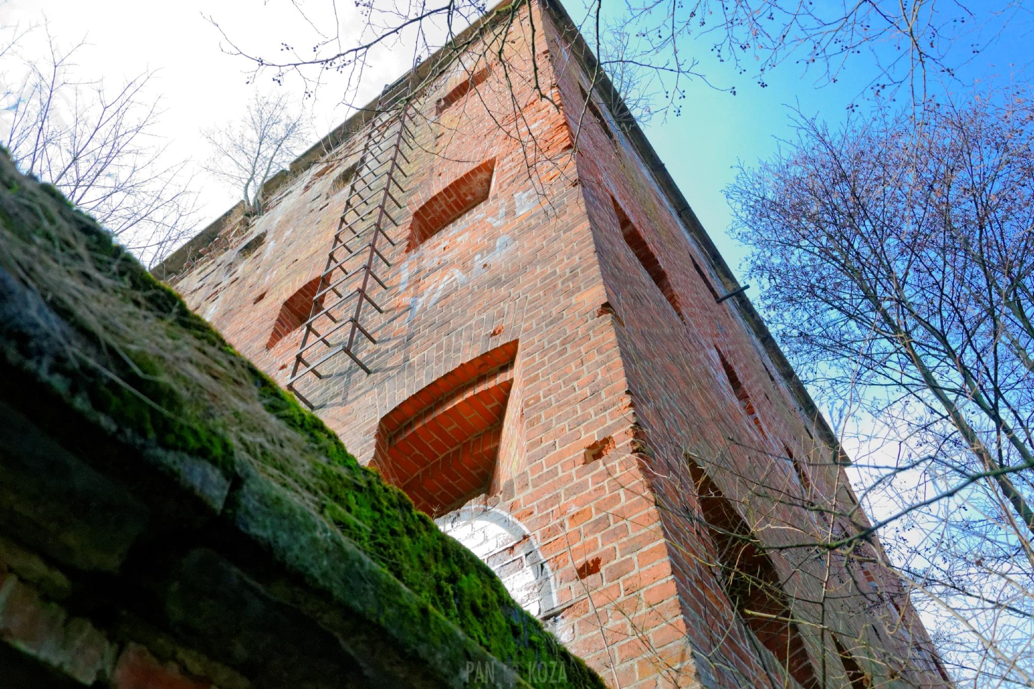 Pan Artur - Wieże obronne - bunkry - Tomaryny
