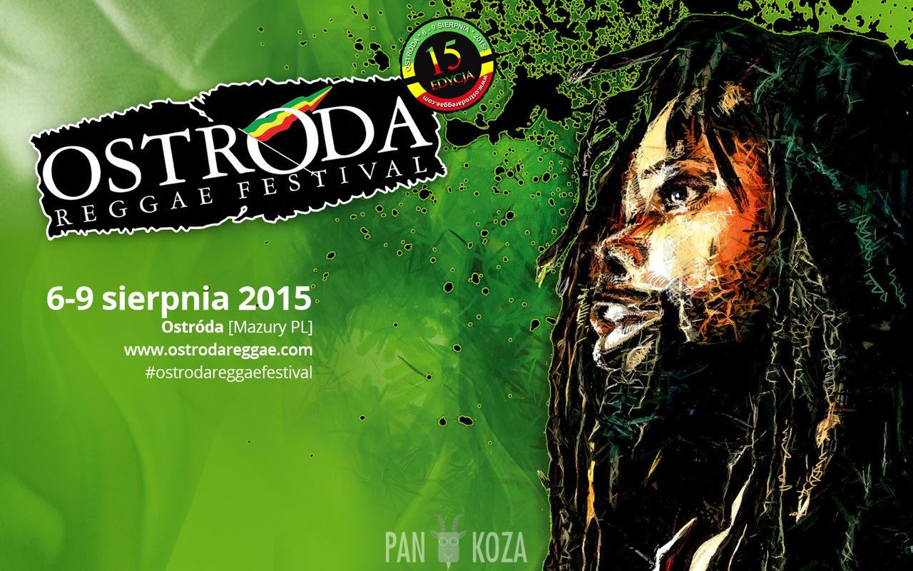 Pan Artur - Ostróda Reggae Festival 2015 - nadciąga!