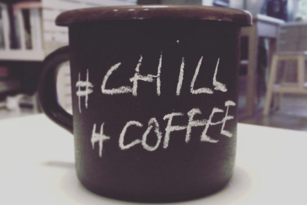Pan Artur - Dobra kawa - mniej znaczy więcej