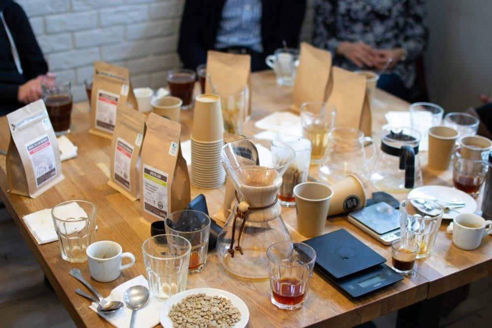 Alternatywy 3. Coś o kawie.